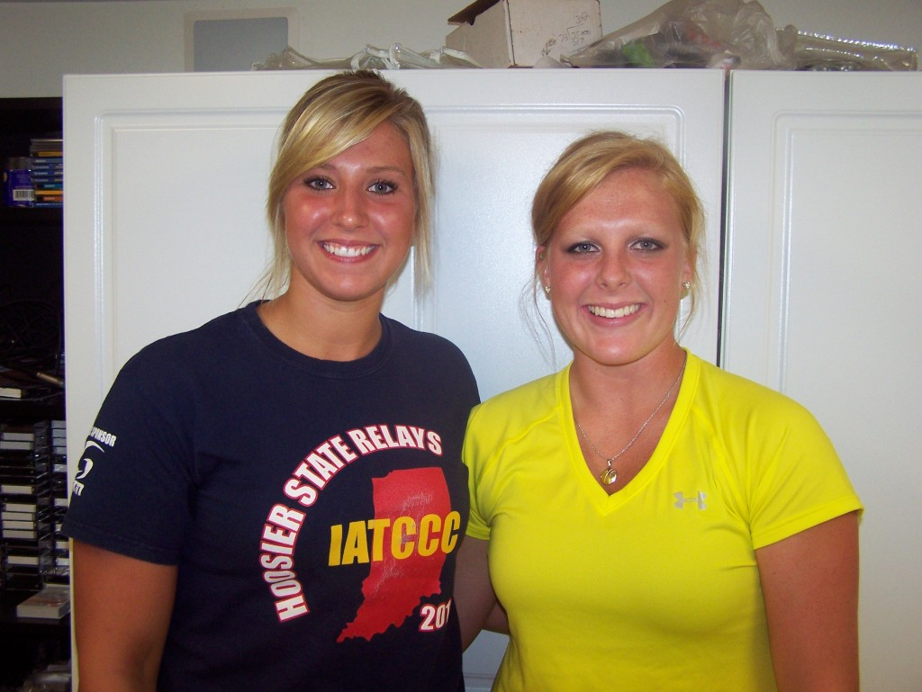 Dincoff & Rinehart Moving on to College Careers