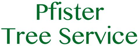 Pfister Tree Service